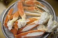 鳥取県 松葉ガニの蟹鍋