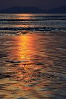 潮動く瀬戸内の海
