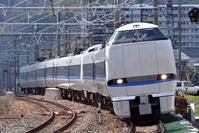 大阪府 東海道本線 683系特急サンダーバード