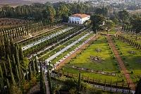 イスラエル アッコ バハイ庭園
