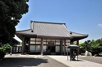 大阪府 崇禅寺 本堂