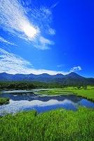 北海道 知床五湖 1湖 知床半島 知床連峰 知床世界自然遺産