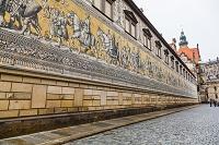 ドイツ ドレスデン 君主の行列