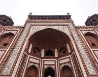 インド アグラ タージ・マハル 正門