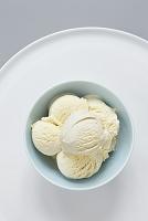 バニラ・アイスクリーム