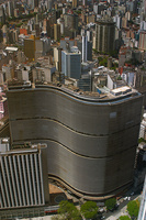 ブラジル サンパウロ コバン・ビルディング