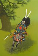 黒保呂武者