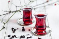タチアオイ茶