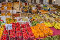 シチリア島 パレルモ カーポ市場