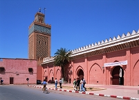 モロッコ マラケシュ