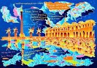 ロシア サンクト・ペテルブルグの歴史地区と関連建造物群