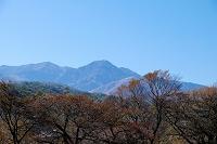 鳳凰三山と甲斐駒ケ岳