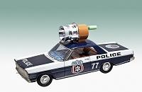 おもちゃのパトカー
