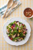 春野菜のトスサラダ