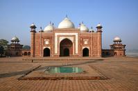 インド タージ・マハル モスク