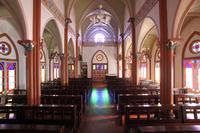長崎県 平戸市 宝亀教会