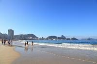 ブラジル コパカパーナ海岸