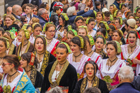 シチリア島 アルバネシ村 復活祭