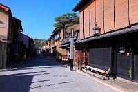 京都府 正月の上七軒