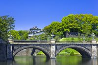 東京都 皇居二重橋