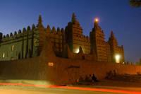 マリ ジェンネ旧市街 大モスク