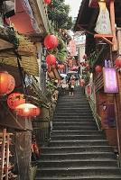 台湾 北部 九フン 豎崎路