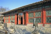 中国 頤和園の楽寿殿