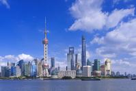 中国 上海 陸家嘴高層ビル群