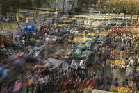 バングラデシュ ダッカの暮らしマーケット
