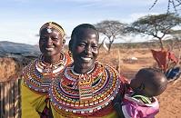 ケニヤ サンブル族