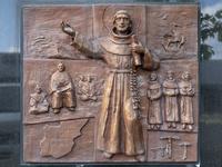 長崎県 平戸市 聖ペトロ・バプチスタ神父記念碑