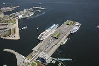 神奈川県 大桟橋