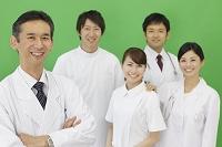 医師と看護師と研修医