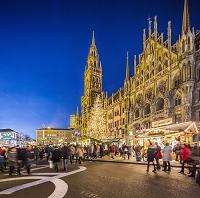 ドイツ ミュンヘン クリスマスマーケット