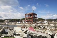 宮城県 南三陸町 防災対策庁舎(2012年11月)