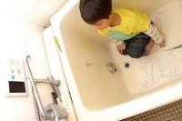 風呂の栓を直す
