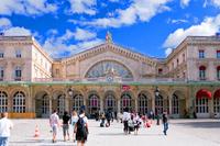 フランス パリ PARIS東駅