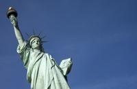 アメリカ合衆国 ニューヨーク 自由の女神像