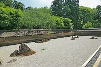 京都府 龍安寺の石庭