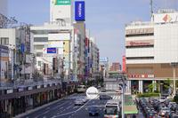 大阪府 南海電鉄 堺東駅前