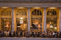 フランス カフェ「ル・ヌムール」