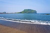 韓国 済州島 城山日出峰