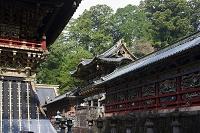 栃木県 日光東照宮・陽明門と廻廊
