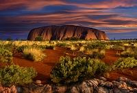 オーストラリア エアーズロック
