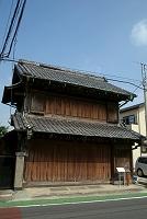 旧浅子神輿店店舗兼主屋 旧行徳街道 市川市 千葉県
