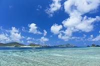 沖縄県 慶良間の海