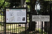 旧渋沢庭園案内