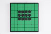 正方形と長方形 - オセロの盤面