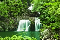広島県 三段峡