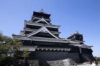 熊本県 熊本城天守閣
